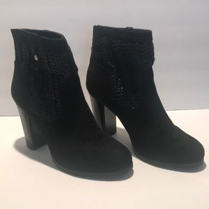 Juicy Couture suede boots